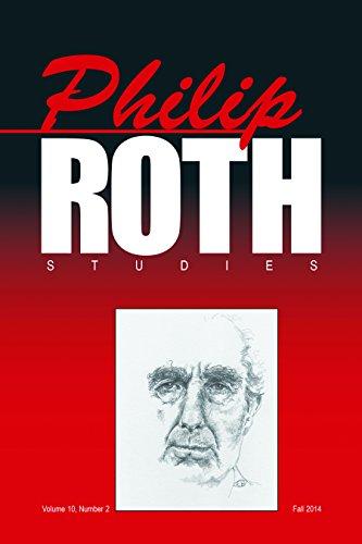 9781557537690: Philip Roth Studies: Series 12, Volume 1