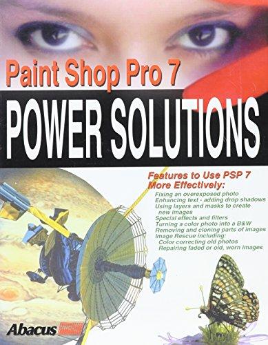 9781557554383: Paint Shop Pro Power Solutions