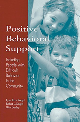 9781557662286: Positive Behavioral Support: Including People with Difficult Behavior in the Community