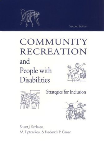 9781557662590: Community Recreation and People with Disabilities