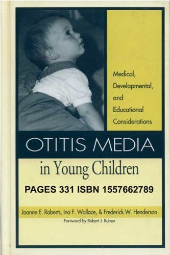 9781557662781: Otitis Media in Young Children: Medical, Developmental, and Educational Perspectives