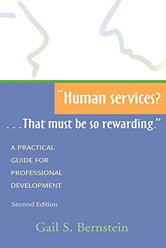 9781557663320: Human services?...That must be so rewarding.: A Practical Guide for Professional Development, Second Edition