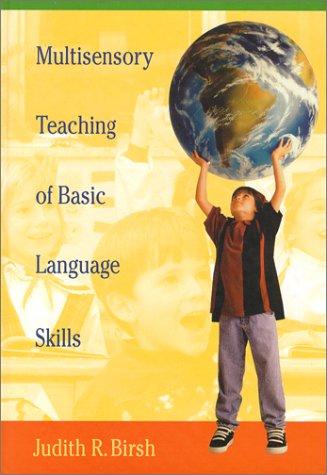 9781557663498: Multisensory Teaching of Basic Language Skills