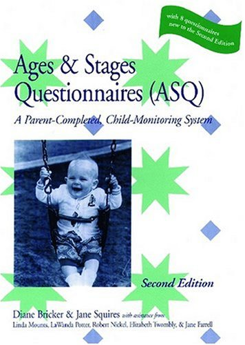 9781557663702: ASQ Set: Questionnaires on Paper (English) with The ASQ User's Guide