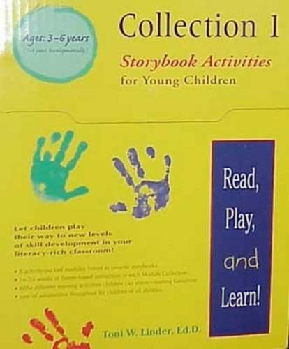 9781557664013: Read, Play, and Learn!® Collection 1: Storybook Activities for Young Children
