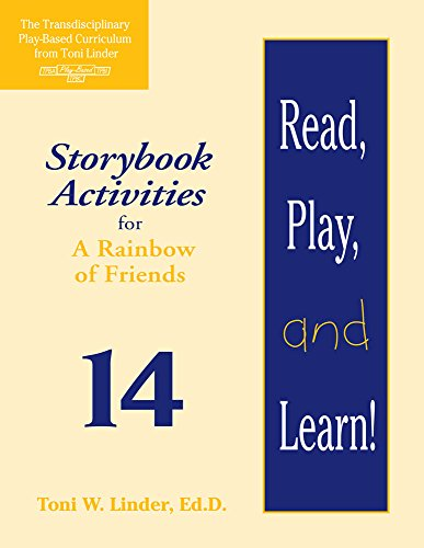9781557664167: Read, Play, and Learn!® Module 14: Storybook Activities for A Rainbow of Friends