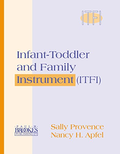 9781557664921: Infant-Toddler and Family Instrument (ITFI) (Pack of 15)