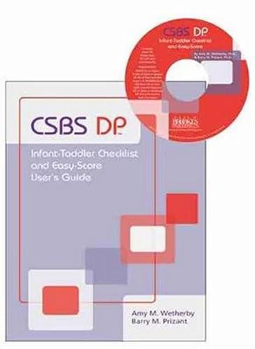 Communication and Symbolic Behavior Scales Developmental Profile: Barry M. Prizant,