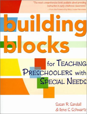 9781557665768: Building Blocks for Teaching Preschoolers With Special Needs