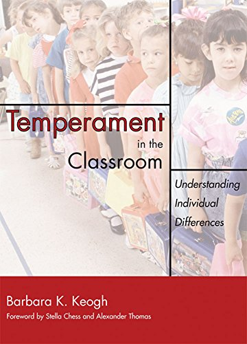9781557666017: Temperament in the Classroom: Understanding Individual Differences