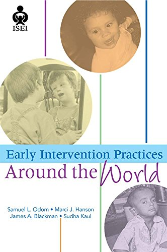 9781557666451: Early Intervention Practices Around the World (International Issues in Early Intervention) (ISEI)