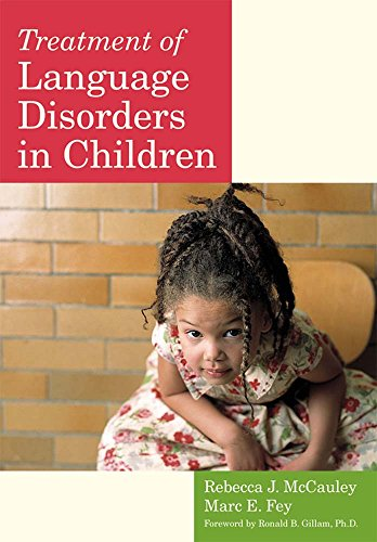 9781557666888: Treatment of Language Disorders in Children (Communication and Language Intervention Series) (CLI)