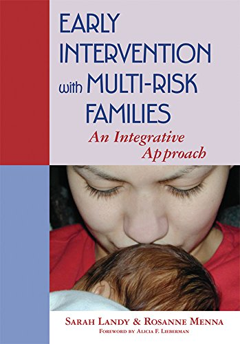 9781557666918: Early Intervention with Multi-Risk Families: An Integrative Approach