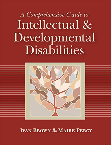 9781557667007: A Comprehensive Guide to Intellectual and Developmental Disabilities