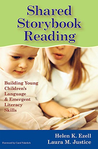 9781557668004: Shared Storybook Reading: Building Young Children's Language and Emergent Literacy Skills
