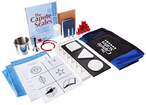 The Capute Scales Set: Cognitive Adaptive Test / Clinical Linguistic Auditory Milestone Scale ...