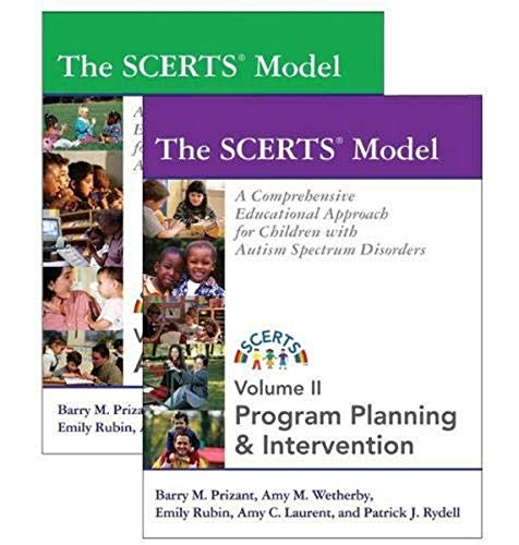 9781557668189: The SCERTS (R) Model: A Comprehensive Educational Approach for Children with Autism Spectrum Disorders
