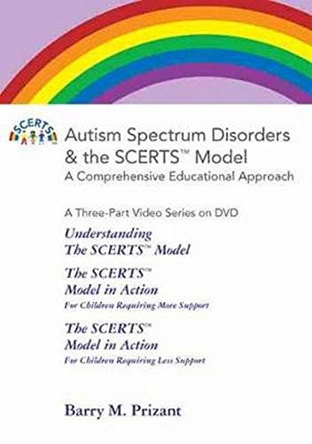 9781557668509: The SCERTS Model DVD