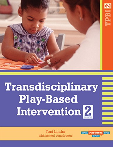 9781557668721: Transdisciplinary Play-Based Intervention, (TPBI2)