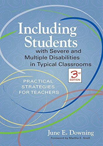 9781557669087: Including Students with Severe and Multiple Disabilities in Typical Classrooms: Practical Strategies for Teachers