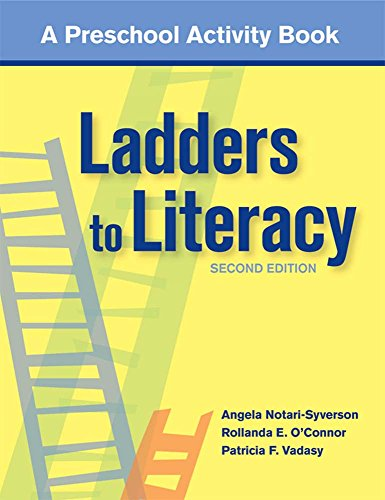 9781557669131: Ladders to Literacy: A Preschool Curriculum, Second Edition