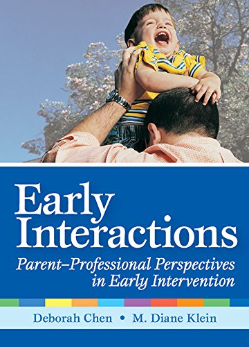 9781557669193: Early Interactions
