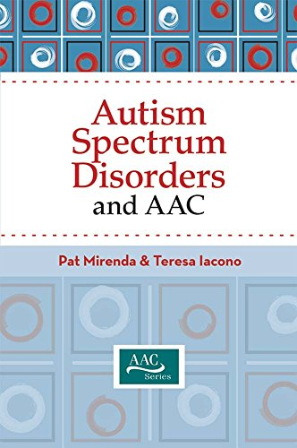 9781557669537: Autism Spectrum Disorders and AAC