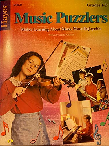 9781557671936: Music puzzlers, book 1: Makes learning about music more enjoyable