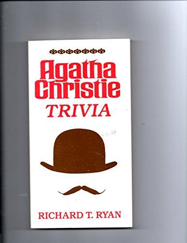 9781557700124: Agatha Christie Trivia