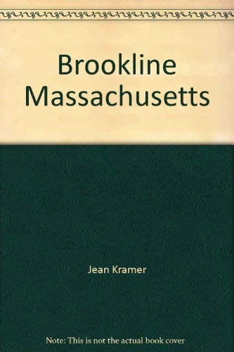 9781557701442: Brookline Massachusetts : A Pictorial History