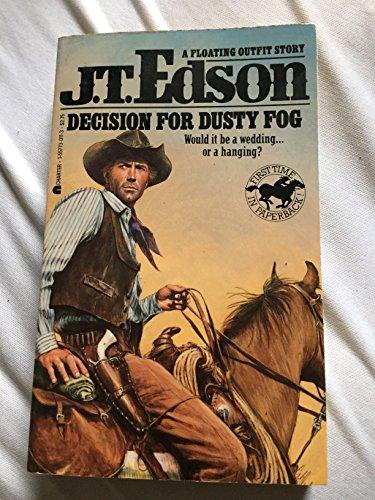 9781557730114: Decision for Dusty Fog