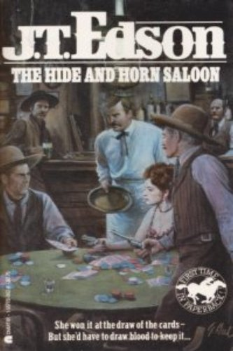 9781557730626: The Hide and Horn Saloon