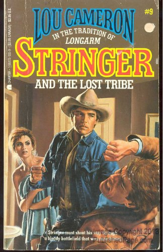 Stringer and the Lost Tribe: Cameron, Lou