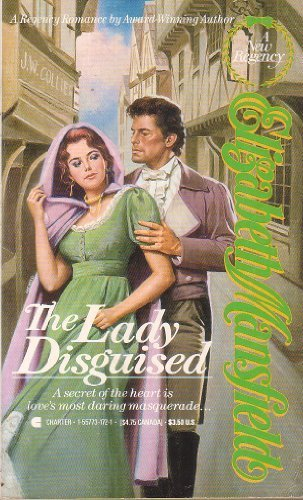 9781557731722: The Lady Disguised (Regency Romance)