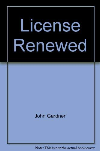 9781557732019: License Renewed