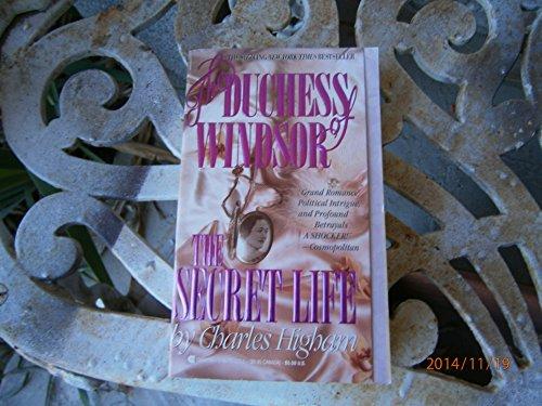9781557732279: Duchess of Windsor: The Secret Life