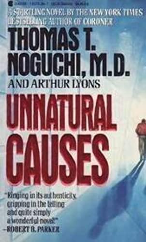 Beispielbild für Unnatural Causes zum Verkauf von Pro Quo Books