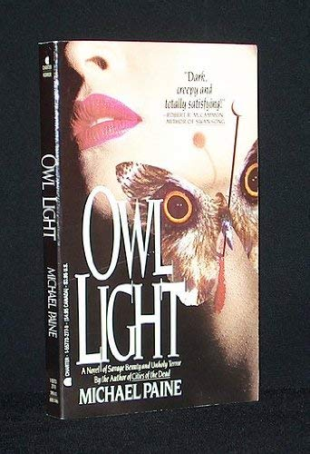Owl Light (1557732779) by Paine, Michael