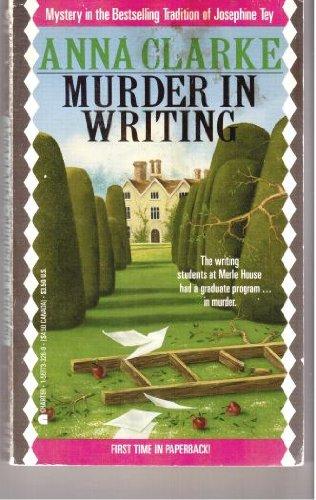 9781557733269: Murder in Writing