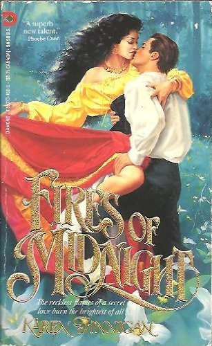 Fires Of Midnight: Finnigan, Karen
