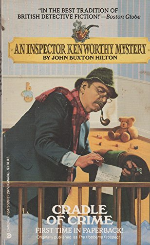 Cradle of Crime: Hilton, John Buxton