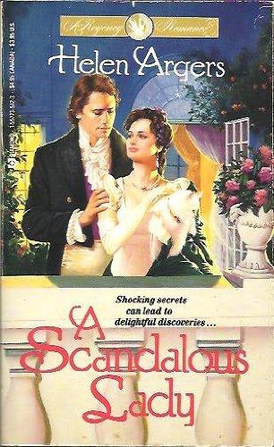 9781557735126: A Scandalous Lady