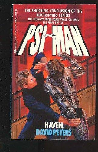 9781557737090: Haven (Psi-Man, No 6)