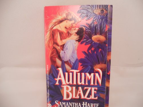 Autumn Blaze (Wildflower): Harte, Samantha