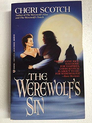 The Werewolf's Sin: Scotch, Cheri