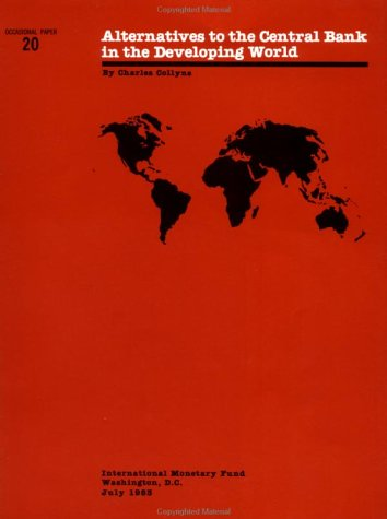 9781557750570: Imf Occasional Papers No20 Alterna