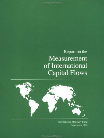 Report on the Measurement of International Capital: Godeaux, Jean