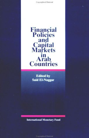 Financial Policies & Capital Markets in Arab Countries: Not Available