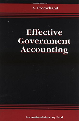 9781557754851: Effective Government Accounting