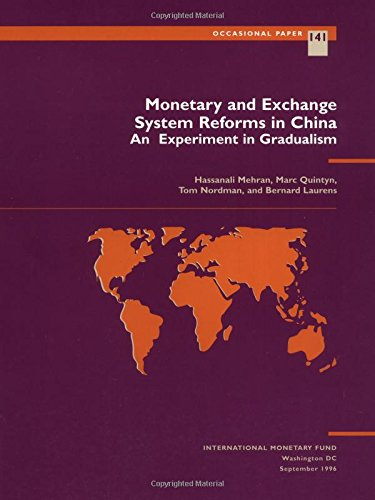9781557755629: Monetary and Exchange System Reforms in China: An Experiment in Gradualism (International Monetary Fund Occasional Paper)